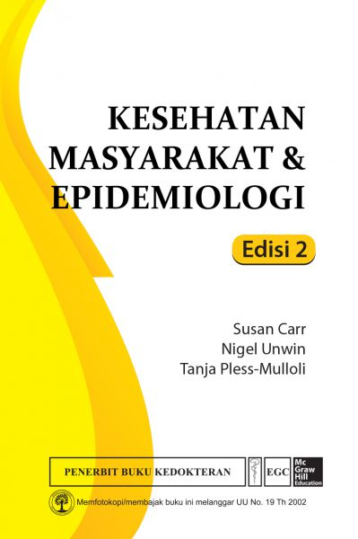 Kesehatan Masyarakat & Epidemiologi Ed.2