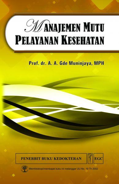 Manajemen Mutu Pelayanan Kesehatan