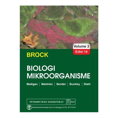 BROCK Biologi Mikroorganisme Edisi 14 Vol. 3