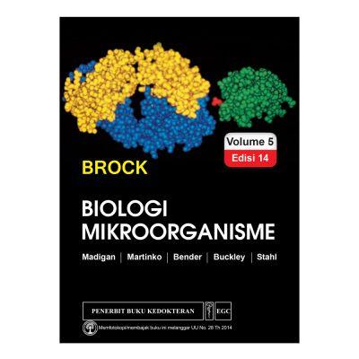 BROCK Biologi Mikroorganisme Edisi 14 Vol. 5