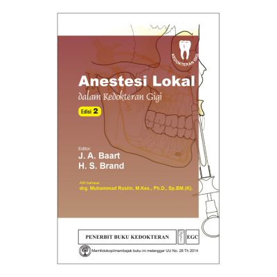 Anastesi Lokal dalam Kedokteran Gigi Edisi 2
