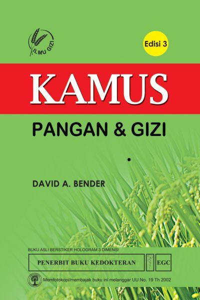 Kamus Pangan & Gizi Edisi 3