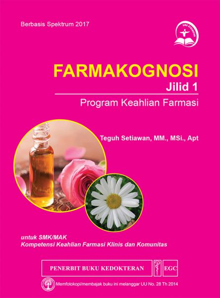 Farmakognosi Jilid 1