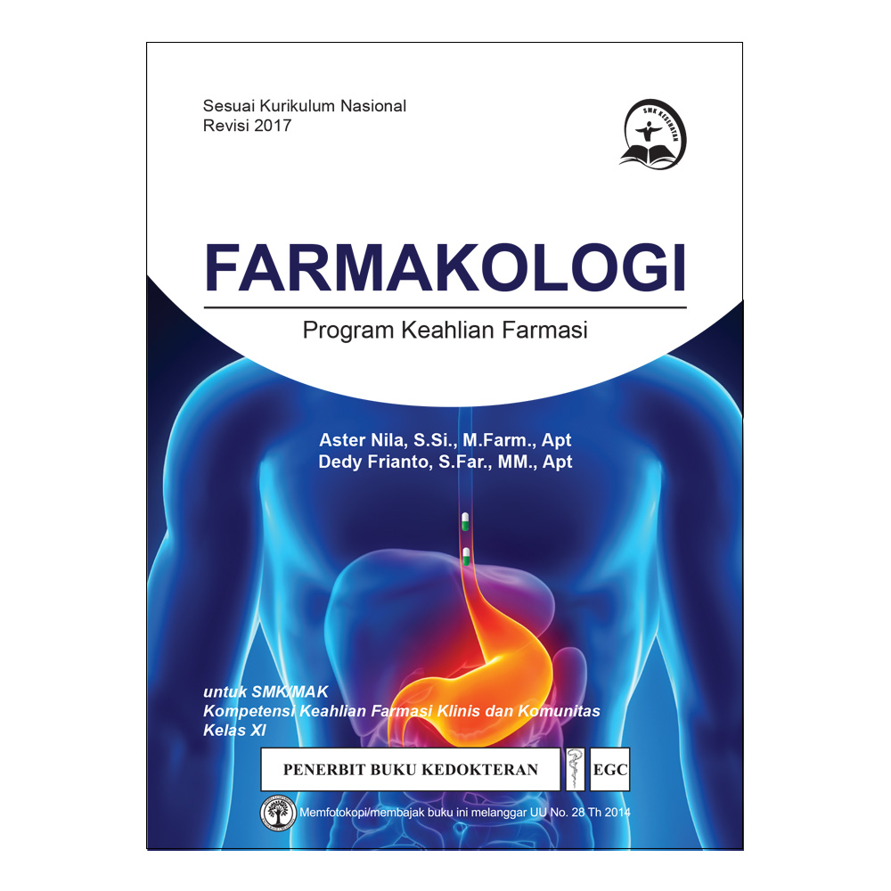 Farmakologi Program Keahlian Farmasi