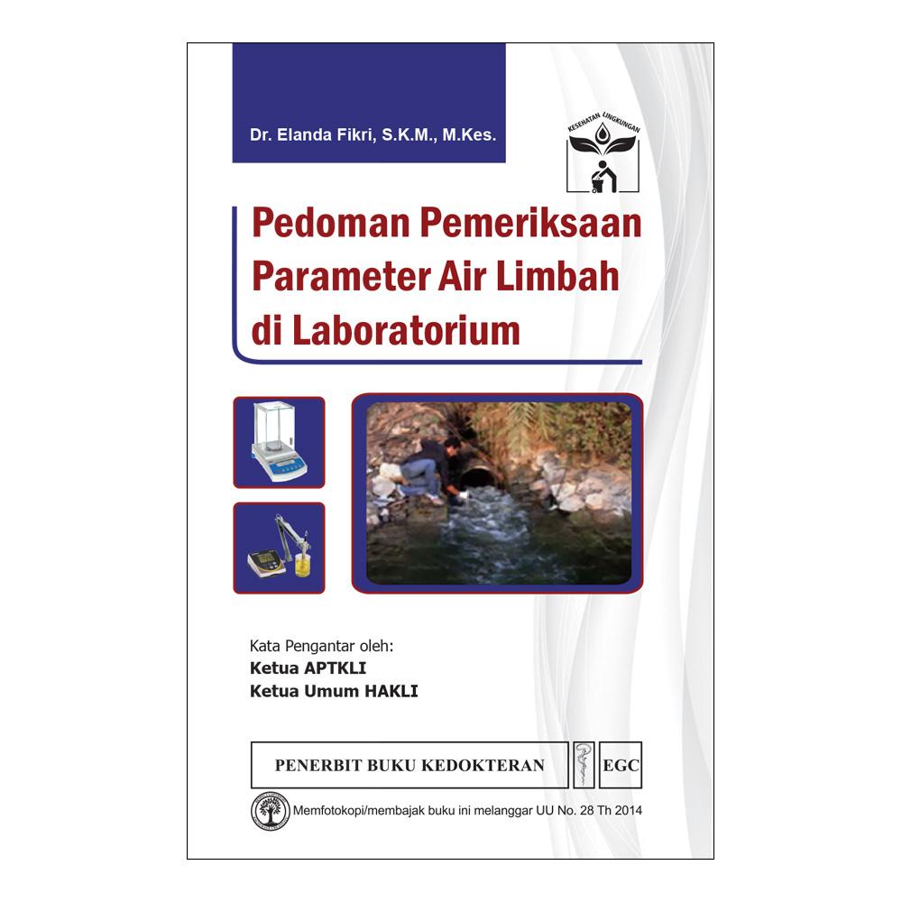 Pedoman Pemeriksaan Parameter Air Limbah di Laboratorium